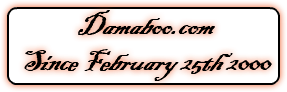 Damaboo.com Since February 25th 2000